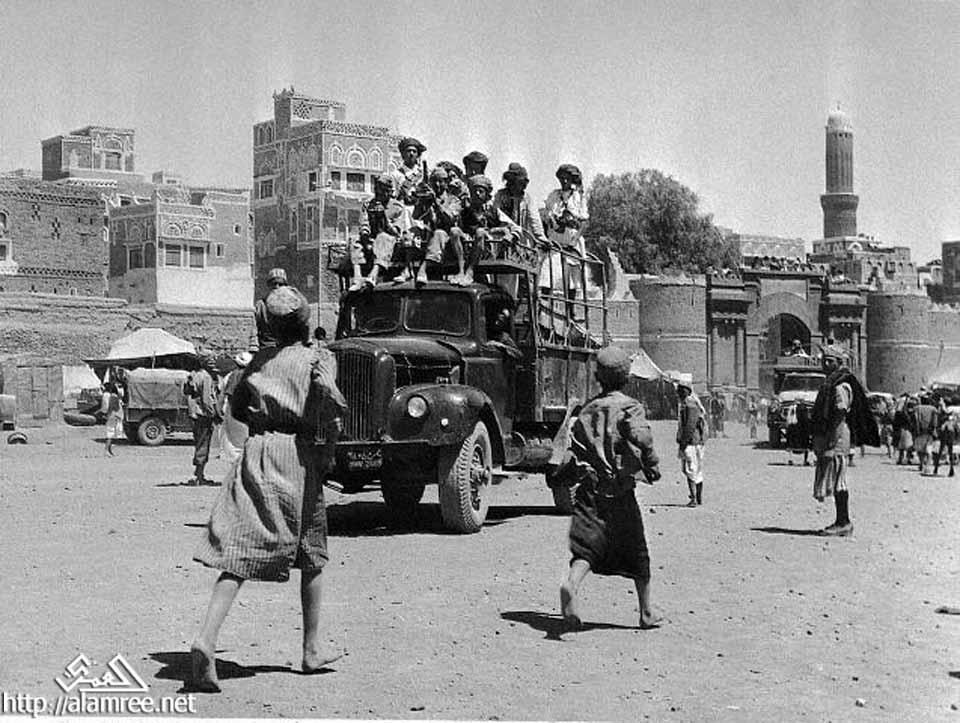 صور قديمه جدا لليمن السعيد Sanaa43